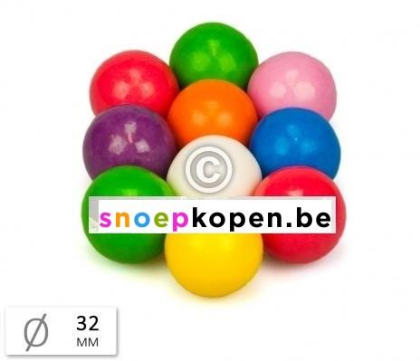 grote kauwgomballen 32 cm